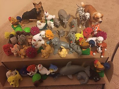 Puppy In My Pocket Jungle In My Pocket Animal Figures