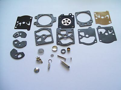Walbro Type K10-WAT Rebuild Kit Suits WA and WT Carbs Echo Ryobi Sthil