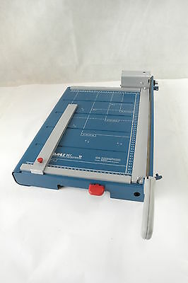 Dahle Lever Guillotine 867/00867-20504 513 x 365 mm blue 460 mm AK