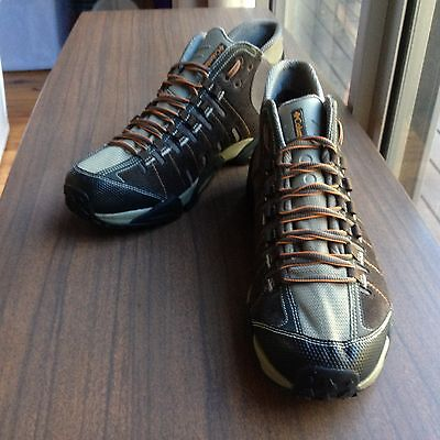 Columbia Master Of Faster Outdry Walking Trekking Boots Like New Size Us 12
