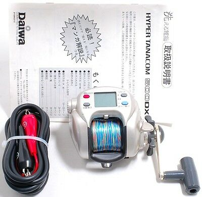 Daiwa Hyper Tanacom 500DX Big Game Electric Reel 500 Good