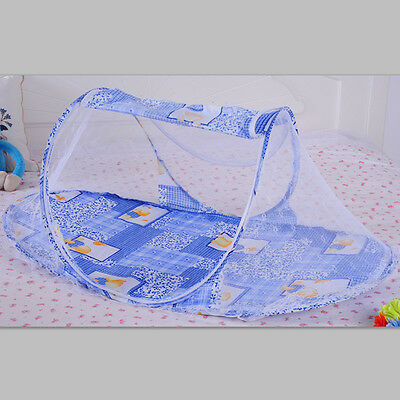 Summer Kids Baby Crib Netting New Outdoor Infant Girls Boys Bed Mosquito Net
