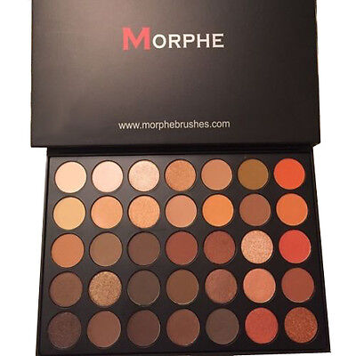Hot 350 Nature Glow DUPE Pigmented 35 Colour Morphe Eyeshadow Palette Best DUPE