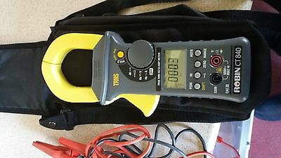 Robin CT840 Current Clamp Meter