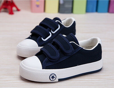 Free Shipping Children's sports shoes Boys girl canvas shoes casual Sneakers