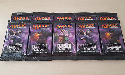 Magic the Gathering - Eldritch Moon - 10x Booster - engl. - OVP ungeöffnet