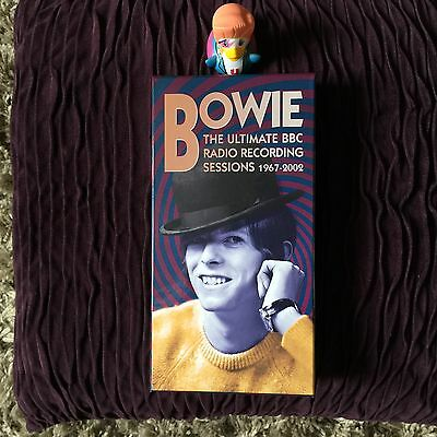 David Bowie The Ultimate BBC Radio Recording Sessions 1967-2002 Box Set