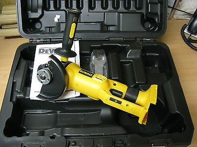 "Genuine Dewalt 5"" Cordless Angle Grinder 36V Reconditioned"