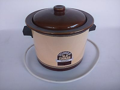 Tower Slo Cooker Compact Slow Cooker 1.5 Litre