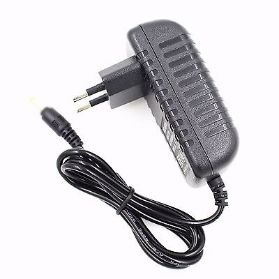 EU AC/DC Adapter Power Supply Charger Cord For Brother PT-E100 & PT-H110 Printer