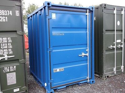 'mover Box' New Build Steel Storage Shipping Container - Nationwide *£1250+Vat*