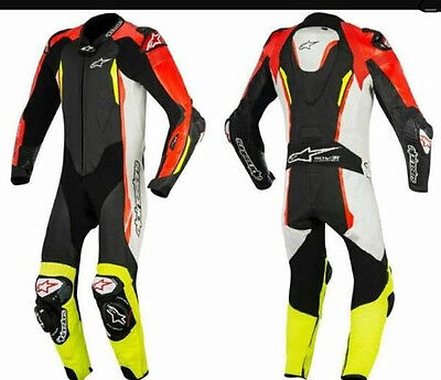 One Piece/2 Piece Motorbike Racing Leather Suit