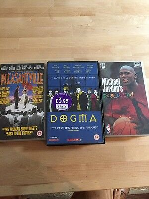 Job Lot Of VHS Tapes