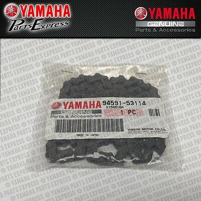 New 2001 - 2013 Genuine Yamaha Yz250F Yz 250 F Cam Timing Chain 94591-53114-00