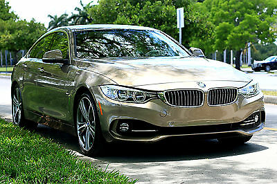 2015 BMW 4-Series 435i Gran Coupe Luxury 2015 BMW 435i 4 series M4 M3 335i 2016 2014 340i Audi S4 S5 M Sport