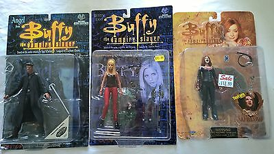 Buffy Action Figures