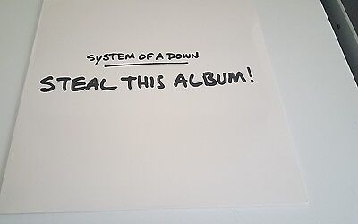 System of a down-Steal This album