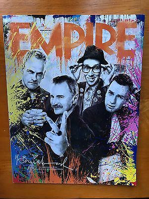 Empire Magazine - Feb 2017 - T2 Trainspotting - Exclusive Subscribers cover