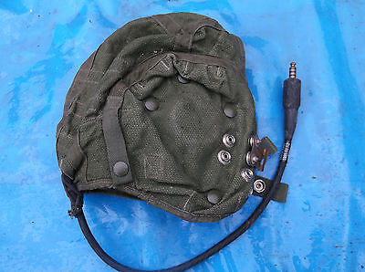 raf type g flying helmet complete size 2 fits most sizes