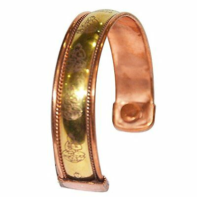 Unisex Bracelet Magnetic Pure Copper New Fashion Joint Ache Reliever Adjustable