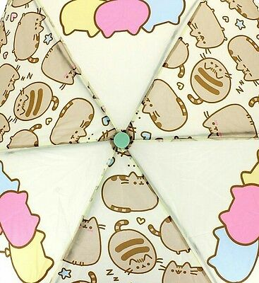Official Pusheen the cat compact umbrella - BNWT. Cheapest on EBay!