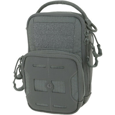 Maxpedition AGR Daily Essentials Pouch Hex Ripstop Utility Case Army Pocket Grey