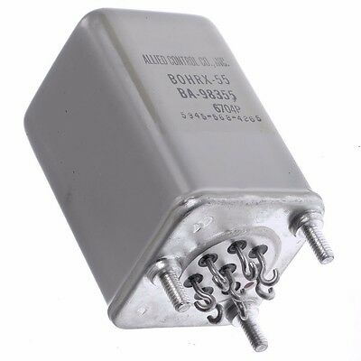 Allied Control Co. Inc. NOS Electromagnetic Relay Armature PN:B0HRX-55