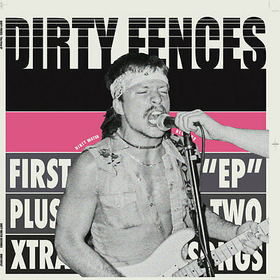 DIRTY FENCES First EP Plus Two Extra Songs vinyl LP NEW garage punk rock