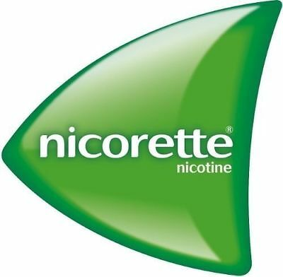 Nicorette Nicotine Gum 4mg Fresh Mint CHEWING GUM SUGAR-FRE 105 Pieces_Exp 2019