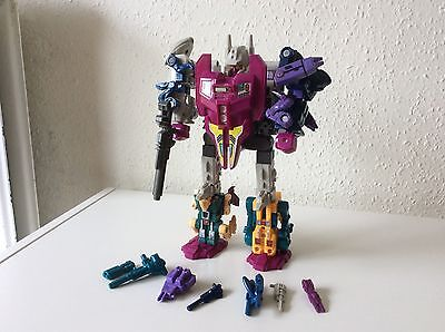 TRANSFORMERS G1 ABOMINUS COMPLETE, Vintage Takara Terrorcons 1987