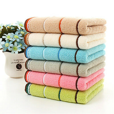 New Arrival Soft Terry Bath Cotton Absorbent Beach Face Hand Luxury Sheet Towels
