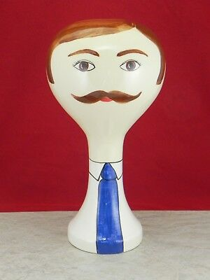New Reduced Price! Wig Hat Stand From Original Stangl Mold