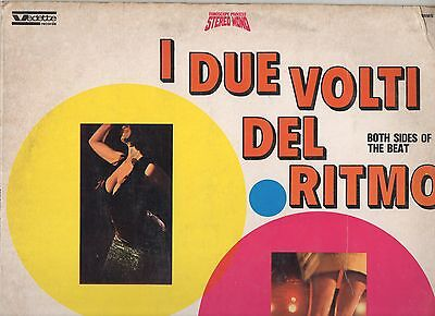 MIKE SIMPSON OR disco LP made ITALY I due volti del ritmo BOTH SIDES OF THE BEAT