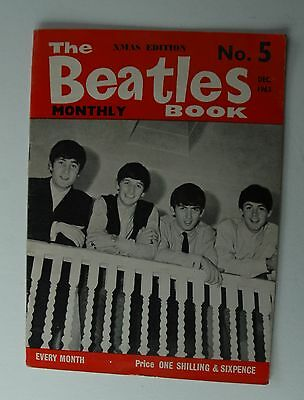 The Beatles Monthly Book No 5