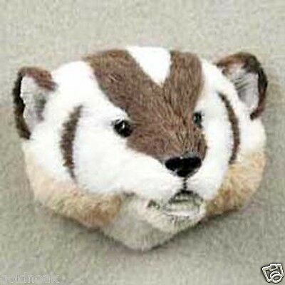 BADGER! Collect Fur Magnets. ANY PROFIT GOES TO OUR UNWANTED PETS PROGRAM.