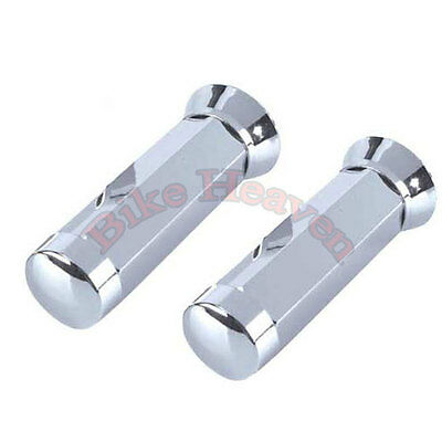 Lowrider Bicycle Grips Square Classic Chrome Streamer Chopper Cruiser Good Gift