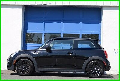 2014 Mini Other Cooper S Repairable Rebuildable Salvage Runs Great Project Builder Fixer Easy Fix Save