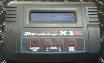 hitec charger.  X1 multi Ac Plus.