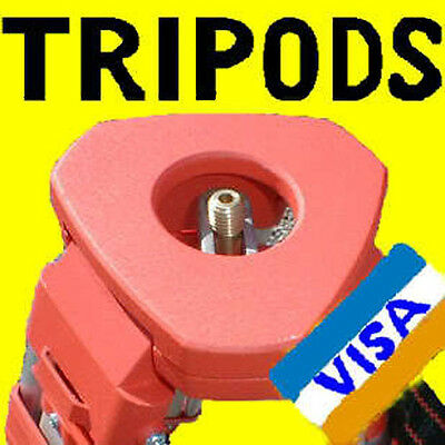 USED Contractors Survey Tripod 4 Transit or Level