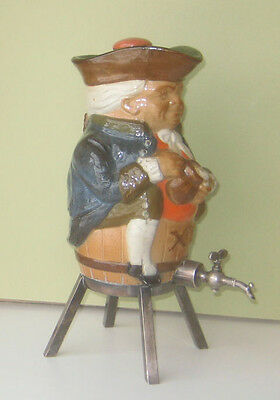 Very Very Rare Royal Doulton Toby Xx  H.s.liquor Container X8589 On Stand Fab.