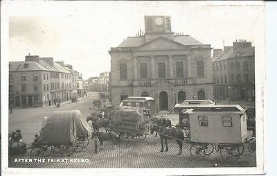 Original vtg RPpc After the Fair at Kelso c1900s