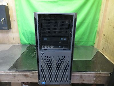"HP ML350p Gen8 Server - Xeon E5-2403 QC @ 1.8GHz 4GB DDR3 3.5"" B120i  - No HDD~"