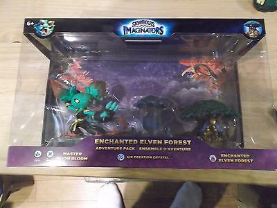 Skylanders Imaginators ENCHANTED ELVEN FOREST Adventure PACK Comb P&P UK & EU