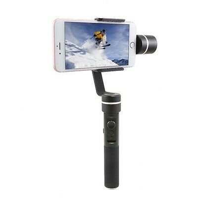 Feiyu Tech SPG 3-Axis Video Stabilizer Handheld Gimbal with Adjustable Pole