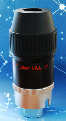 "Sky Watcher - SWA 2"" - 3,5mm XL - 70° -- WELTBESTPREIS !!"