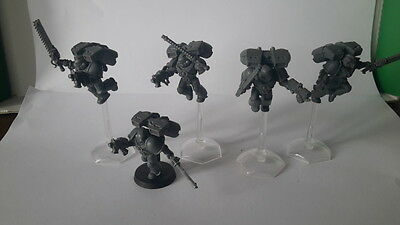 Warhammer 40K - Space Marines Assault Squad