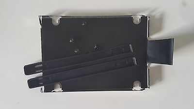 Hard Drive Caddy w/ Plastic Rails set for Lenovo Thinkpad T420s T430s T430 X230