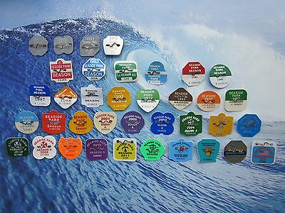 31   Years   Seaside   Park,   New   Jersey   Beach   Badges/tags