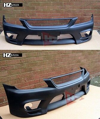 Lexus Is200 1998 To 2005 Tr Look Front Bumper Inc Mesh | Uk Stock