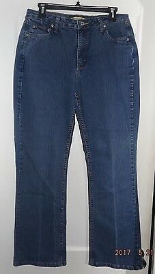 """Women's Size 14M Riders Slimming Jeans, Bootcut-Inseam Is 31"""""""